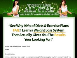 Go to: Weight Loss All Star.