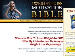 Go to: The Weight Loss Motivation Bible