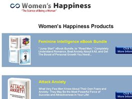 Go to: Hot New Science - Personal Growth And Dating Products Only For Women