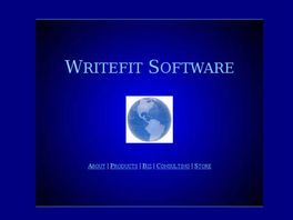 Go to: Writefit Software Suite.