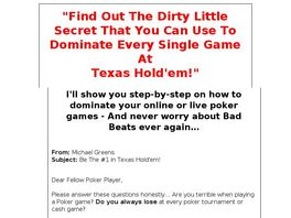 Go to: Poker Texas Holdem For Dummies