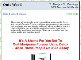 Go to: Quit Marijuana The Complete Guide