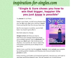 Go to: Inspiration For Singles